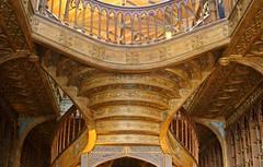 Porto lello and irmao library (patrick555666751 THANKS FOR 6 000 000 VIEWS) Tags: porto lello irmao library librairie oporto portus cidade invicta portugal europe europa atlantic atlantique atlantico steps stairs escaliers escalier ramp rampe livraria patrick55566675