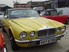 1977 Daimler Sovereign 4.2 Auto (Neil's classics) Tags: vehicle 1977 daimler sovereign car