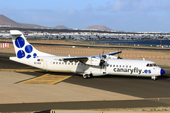 2019-02-02 ACE EC-KGI ATR72-500 CANARYFLY- (mr.il76) Tags: ace airports flughafen flugzeuge max8 neos lanzarote luftfahrt boeing airbus atr72