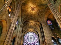 Notre-Dame de Paris (cattan2011) Tags: 法国 landscapephotography landscape tradition culture buildings traveltuesday travelphoto travelphotography travelbloggers notredamedeparis paris europe travel church architecture architecturephotography
