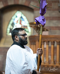 _MG_0195 (redroofmontreal) Tags: red palmsunday stjohntheevangelist saintjohntheevangelist church christian anglican anglocatholic highanglican montreal janetbest janetbestphoto mass churchservice procession