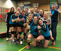 Kangeroe D1 sportiefste team regio Noord