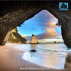 Na Pali Coast Cave in Kauai, Hawaii – Breathtaking Caves of Hawaii (fabholidays) Tags:
