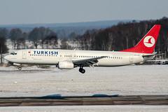 TC-JFC (PlanePixNase) Tags: aircraft airport planespotting haj eddv hannover langenhagen turkish turkishairlines boeing 737800 b738