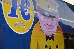 Buses ; Eurolines (Nabil Molinari Photography) Tags: buses eurolines