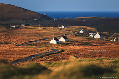 Casette sperdute a nord dell'Isola di Skye, in Scozia (Matteo Rinaldi.it) Tags: portree scozia regnounito