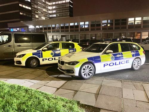 Merseyside Police BMW / Peugeot