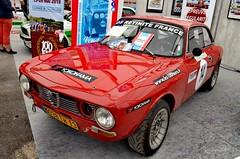 Alfa Romeo Giulia GT 2000 Veloce Bertone (benoits15) Tags: alfa romeo giulia gt 2000 veloce bertone red italy car avignon motor festival