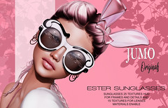 Ester Sunglasses (junemonteiro) Tags: jumo originals sunglasses chic glamour unique