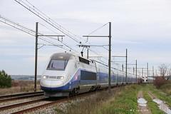 SNCF TGV 809 Périès 15-12-2018 (Alex Leroy) Tags: sncf tgv 809 périès 15122018