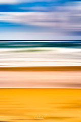 Algarve (jesbert) Tags: algarve motion blur portugal coast sea atlantic ocean sand water clouds sky jesbert rodriguez sony a7r2
