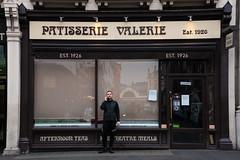 Patisserie Valerie (stevedexteruk) Tags: patisserie valerie shut cafe store shop bedford street coventgarden london uk 2019 1926