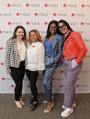 2019_SPEV_NYC Legacy Mentors Trip_AllRichImages 105 (TAPSOrg) Tags: taps tragedyassistanceprogramforsurvivors specialevent legacymentor newyorkcity newyork nyc experience 2019 military allrichimages sponsor macys indoor vertical group women posed