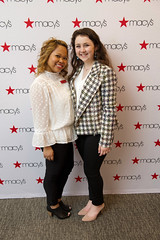 2019_SPEV_NYC Legacy Mentors Trip_AllRichImages 132 (TAPSOrg) Tags: taps tragedyassistanceprogramforsurvivors specialevent legacymentor newyorkcity newyork nyc experience 2019 military allrichimages sponsor macys indoor vertical women posed
