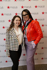 2019_SPEV_NYC Legacy Mentors Trip_AllRichImages 129 (TAPSOrg) Tags: taps tragedyassistanceprogramforsurvivors specialevent legacymentor newyorkcity newyork nyc experience 2019 military allrichimages sponsor macys indoor vertical women posed