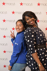 2019_SPEV_NYC Legacy Mentors Trip_AllRichImages 119 (TAPSOrg) Tags: taps tragedyassistanceprogramforsurvivors specialevent legacymentor newyorkcity newyork nyc experience 2019 military allrichimages sponsor macys indoor vertical women posed