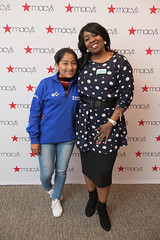 2019_SPEV_NYC Legacy Mentors Trip_AllRichImages 117 (TAPSOrg) Tags: taps tragedyassistanceprogramforsurvivors specialevent legacymentor newyorkcity newyork nyc experience 2019 military allrichimages sponsor macys indoor vertical women posed