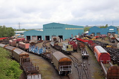 08922 Axiom Stoke (cmc_1987) Tags: 08922 class08 br britishrail gronk marcroftengineering axiomrail stoke dbschenker db dbcargo rss railwaysupportservices