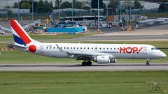 F-HBLI E190 HOP!