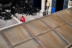 red and blue (paulopar.rodrigues) Tags: local bairro cidade city exterior italia neighbourhood parioli roma rua street urban peoplepessoas people pessoas photofoto captureone color fuji xt1
