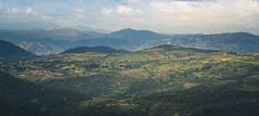 Sardinian Mountainscape (David Lea Kenney) Tags: flickrfriday panorama panoramic mountainscape mountains mountain sardinia explore travel sardegna italy italia landscape