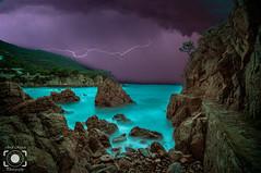 Primavera a la Costa Brava. (Jordi Rispau) Tags: costabrava paisatges primavera longexposure seascape storm
