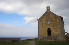 Santa Catalina (Avia-Photo) Tags: travel journey basque euskadi mundaka church iglesia kirche kapelle hermitage spain