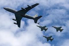 Oryx I (Cataphract) Tags: 119squadron 120squadron 290 486 491 498 aerialrefueling aircraft boeing707 f16i independenceday israeliairforce reem sufa telaviv תלאביביפו גושדן ישראל