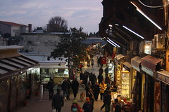 Arasta Bazaar (lazy south's travels) Tags: istanbul oldcity turkey turkish road street scene urban dusk market bazaar tourist tourism
