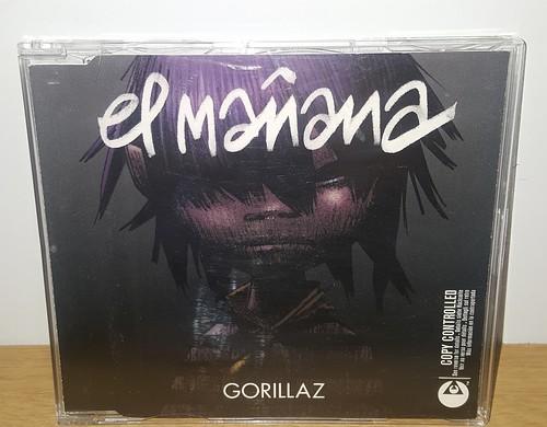 Gorillaz fan photo
