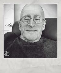 Selfie   May 10th, 2019   The Instant® App (steveartist) Tags: selfie selfportrait man matureman glasses stevefrenkel monochromatic instantapp fakepolaroids ipadprocamera
