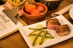 Filete Gerona (brujulea) Tags: brujulea restaurantes bares barcelona cal trapella cuina mercat filete gerona