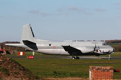 French Navy Breguet Atlantique II 9 at Prestwick EGPK 10/04/19 (IOM Aviation Photography) Tags: french navy breguet atlantique ii 9 prestwick egpk 100419