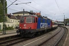 SBB 421 383 te Lindau HBF (vos.nathan) Tags: ffs cff sbb svizzere federali ferrovie suisses fédéraux fer de chemins bundesbahnen schweizerische