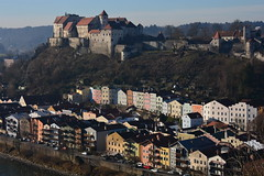 The Longest Castle In The World™ (*Vasek*) Tags: germany deutschland burghausen castle europe town architecture nikon d7100