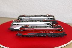 ÖBB Railjet Design-Studien (TaurusES64U4) Tags: öbb railjet hobbytrain