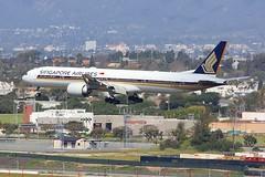 B777 9V-SWQ Los Angeles 22.03.19 (jonf45 - 5 million views -Thank you) Tags: airliner civil aircraft jet plane flight aviation lax los angeles international airport klax singapore airlines boeing 777 9vswq
