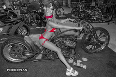 Girls and Bikes. Phuket Bike Week 2019, Patong beach, Thailand (Phuketian.S) Tags: biker girl phuket bike week sexy model moulinrouge dancer bikini woman beautiful motorcycle бикини девушка байк шоу пхукет секс купальник мотоцикл патонг patong phuketian beauty модель young black white beachgirl beachwear thong gstring songkran songkran2019 блондинка брюнетка blonde brunette night scene beautycontest canon phuektian bw чб niceass thaigirl hair red honda хонда harleydavidson harley bangla бангла стиптиз striptease phuketbikeweek