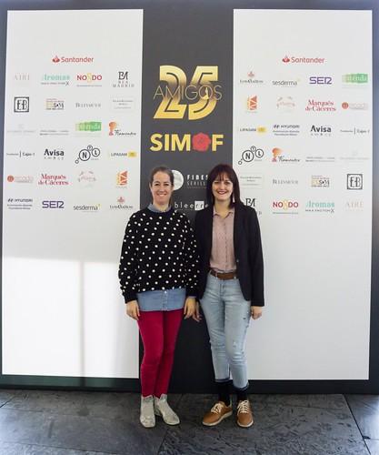 "Silvia Rodrigues de SIGUES y Marisol Torres de Mariblu • <a style=""font-size:0.8em;"" href=""http://www.flickr.com/photos/124554574@N06/46903959814/"" target=""_blank"">View on Flickr</a>"