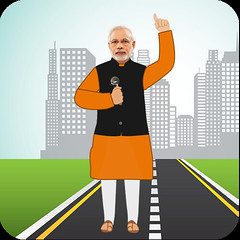 Talking Modi is one of best android application with best modi speeches and slogans. The most charismatic leader in the current Indian politics Narendra Modi. Due to manifestation of inspiration from the great pm modi we create this amazing app. (mrkki_khan91) Tags: modi android application leader indian politics