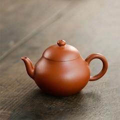 Yixing Teapot Capacity around 110CC Made from Zhao Zhuang Zhu Ni Red Mud (John@Kingtea) Tags: yixing teapot capacity around 110cc made from zhao zhuang zhu ni red mud yilxingteapot zishahu zishateapot gongfuteapot gongfuteawares