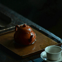 Yixing Teapot Capacity around 110CC Made from Zhao Zhuang Zhu Ni Red Mud (John@Kingtea) Tags: yixing teapot capacity around 110cc made from zhao zhuang zhu ni red mud yilxingteapot zishahu zishateapot gongfuteapot gongfuteawares