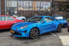 2018 Alpine-Renault A110 - SV-720-R (Oldtimers en Fotografie) Tags: 2018 alpinerenaulta110 sv720r 2018alpinerenaulta110 alpine a110 frenchcars frenchautomobiles frenchcar