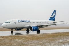 OH-LXD (PlanePixNase) Tags: aircraft airport planespotting haj eddv hannover langenhagen finnair airbus 320 a320