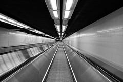 infinity (Franco-Iannello) Tags: blackwhite blackandwhite streetphotography underground travellife