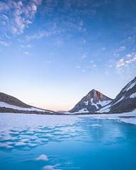 Blue Raspberry Rink (Joshua Cripps) Tags: pinecreek california backpacking sierranevada honeymoonlake roycelakes easternsierra