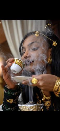 Ethiopian coffee available