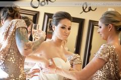 Bridesmaids Assistance (Laura K Bellamy) Tags: bride wedding weddings bridesmaids