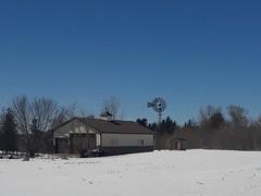 Happy Windmill Wednesday (novice09) Tags: windmillwednesday windmill wisconsin hww cellphone ipiccy