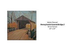 """Pennsylvania Covered Bridge 2 • <a style=""""font-size:0.8em;"""" href=""""http://www.flickr.com/photos/124378531@N04/46905555454/"""" target=""""_blank"""">View on Flickr</a>"""